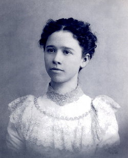 Lizzie Alberta <i>Miller</i> Borland