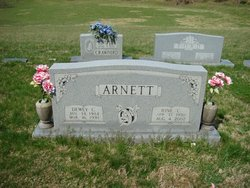 Dewey C. Arnett