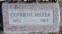 Corriene Miller