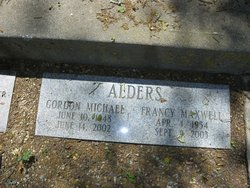 Gordon Michael Alders