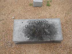 Lydia <i>Stelzig</i> Manuel