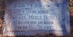 Jewell Merle Momo <i>Wilhite</i> Hooker