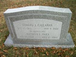 Kathryn E. <i>Price</i> Callahan