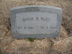 Winnie M Allen