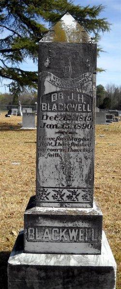 Dr J. H. Blackwell