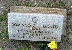 Domingo G. Crisantez, Jr