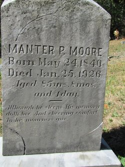 Manter P Moore