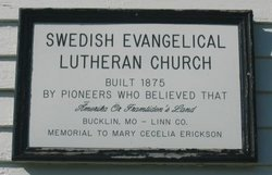 North Swede Lutheran Cemetery