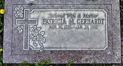 Mary Patricia <i>McCaffery</i> Gerhardt