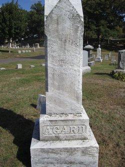 Edward E Agard