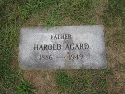 Harold Agard