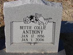 Bettie Anthony