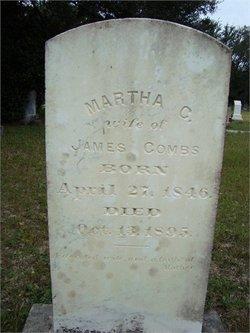 Martha Caroline <i>Harvey</i> Combs
