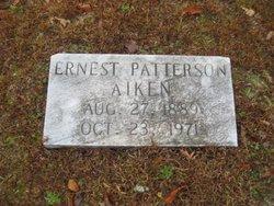 Ernest Patterson Aiken