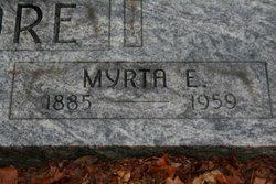 Myrta E. <i>Blinn</i> Bashore