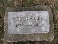 Nora Gertrude <i>Johnson</i> Adkins