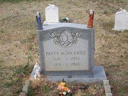Patty Louise <i>Agan</i> Fritz