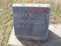 Mary Rankin <i>Kelley</i> Anderson