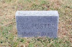 William B Foster