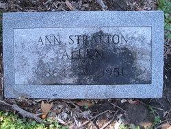 Ann Stratton Allen