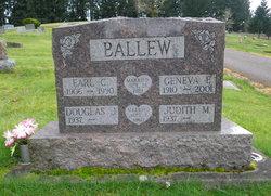 Geneva Ethel <i>Shattuck</i> Ballew
