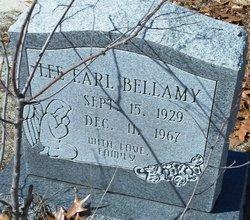 Lee Earl Bellamy