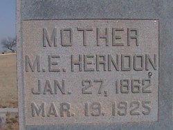 Mary Ellis <i>Lantrip</i> Herndon