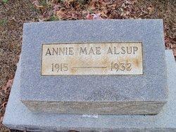 Annie Mae Alsup
