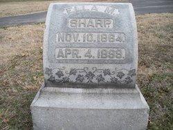 Ella M. Sharp