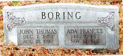 Ada Frances Boring