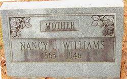 Nancy Jane Williams