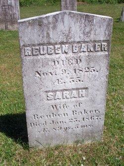 Reuben Baker