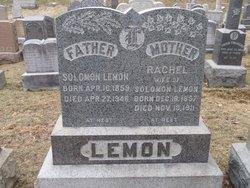 Rachel <i>Fonseca</i> Lemon