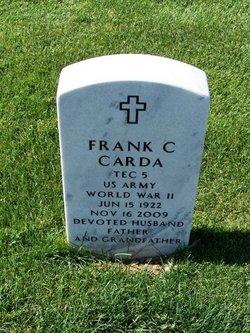 Frank C Carda