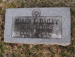 Helen Louise <i>Swank</i> Bailey