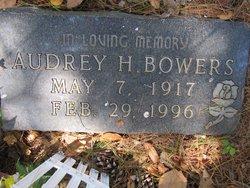 Audrey H. Bowers