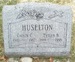 Calvin C Huselton
