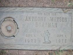 Anthony Watson Boatman