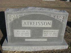 Marguerite E Maggie <i>Cheek</i> Atkeisson