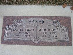 Susanna Cragg <i>Clark</i> Baker