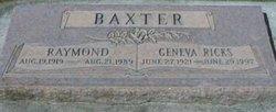 Geneva Ricks Baxter