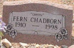 Fern Granny Chadborn
