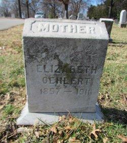 Elizabeth <i>Burroughs</i> Oehlert