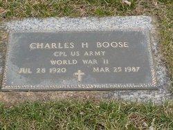 Charles H. Boose