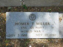 Homer Theophilus Miller