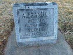 Infant Boy Alexander