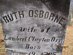 Ruth <i>Osborne</i> Orr