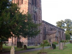 All Saints Breadsall, Derbyshire