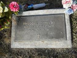 Freddie Shields