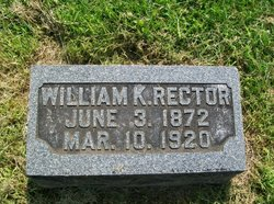 William K Rector